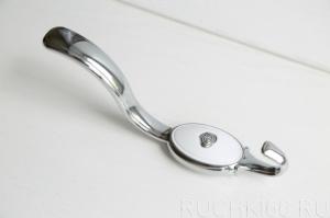 Крючок мебельный 160х34 мм