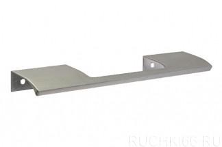 Ручка-скоба накладная торцевая L.200 мм